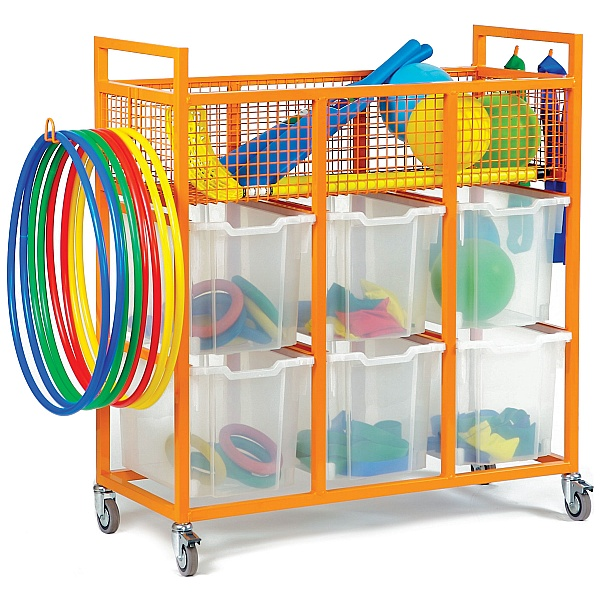 Sports Equipment Trolley