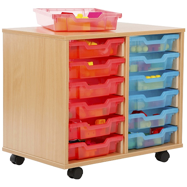 12 Tray Shallow Jelly Bean Storage