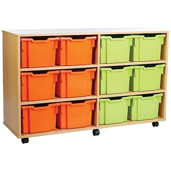 12 Tray Extra Deep Storage Brights