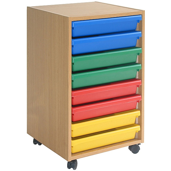 8 Tray A3 Paper Art Storage Unit