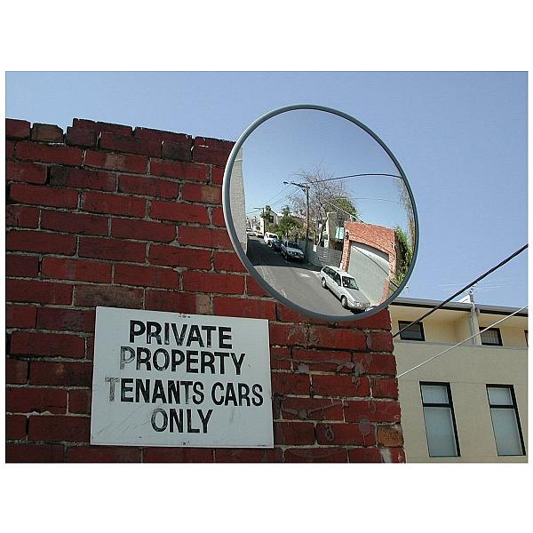 Exterior Convex Mirrors