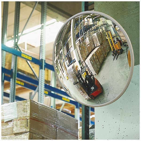 SPION Round Industrial Mirrors
