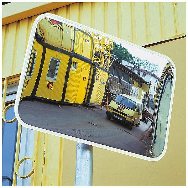 SPION Rectangular Industrial Mirrors