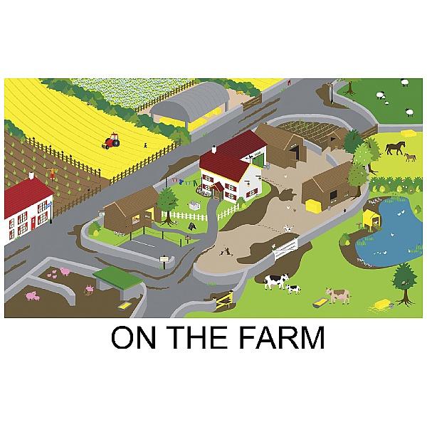 Gopak™ On The Farm Folding Activity Tables