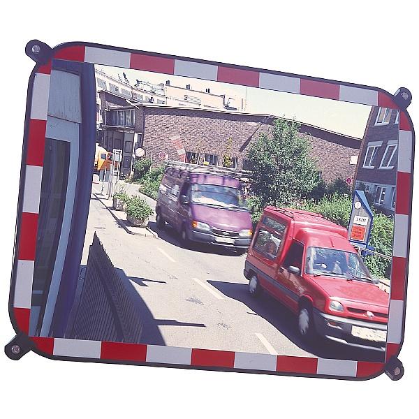 S Compact Traffic Mirror