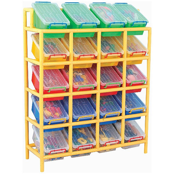 20 Tilt Bin Storage