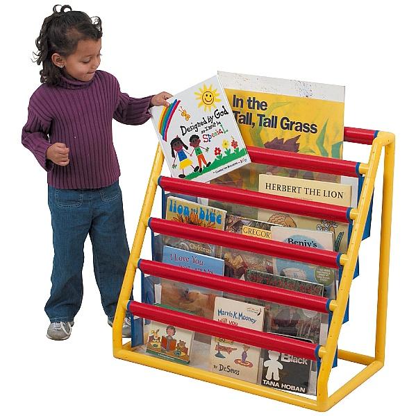 5 Pocket Book Display Unit