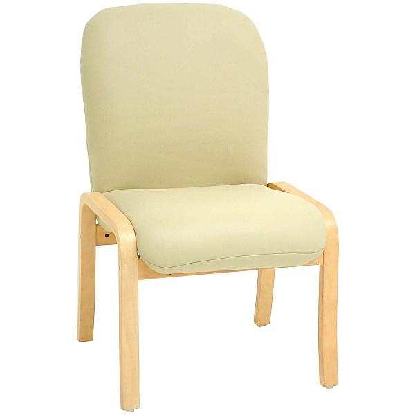 Alderley Sierra Vinyl Reception Chairs