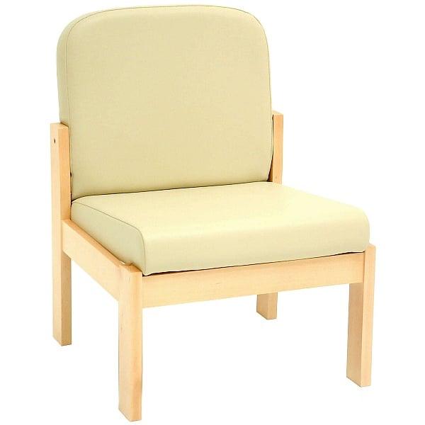 Langdale Lexaire Vinyl Reception Chairs