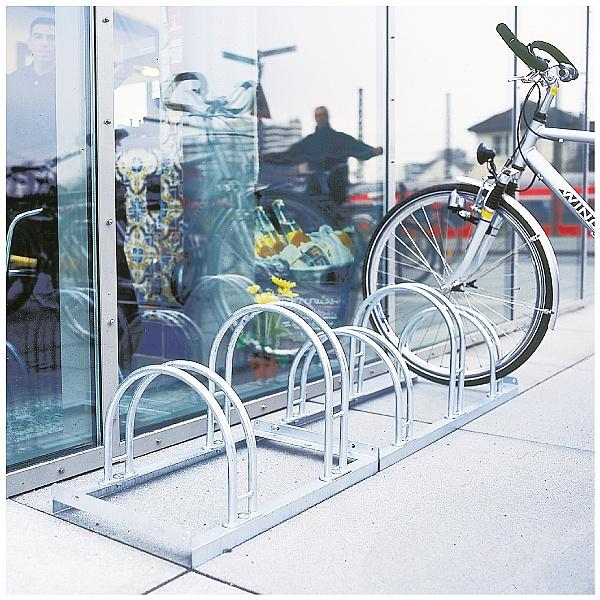 TRAFFIC-LINE Hi-Hoop Bike Stands