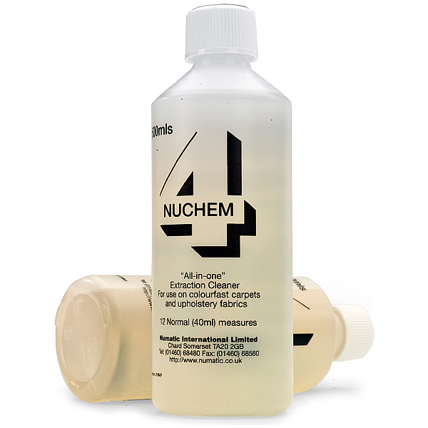 Numatic Nuchem 4 Shampoo - 1 Litre