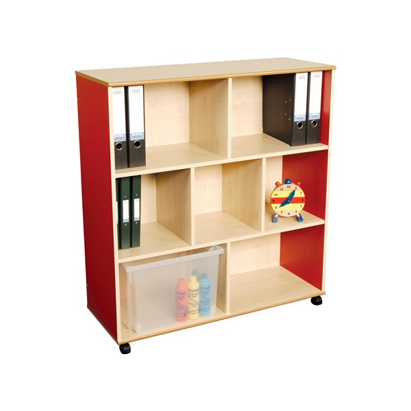 Large Straight Storage Unit