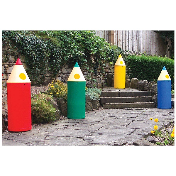 Pencil Litter Bins