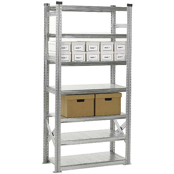 Supershelf Zinc Shelving