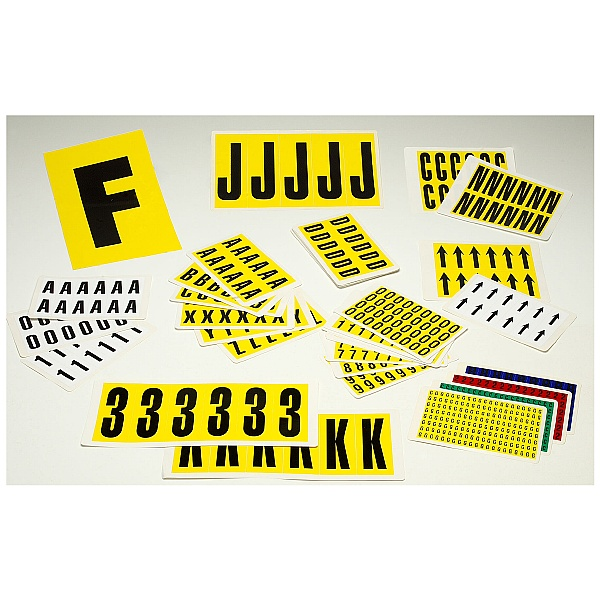 Self Adhesive Label Packs