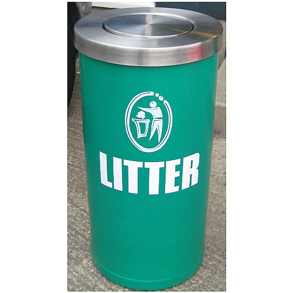 Colonial Litter Bins