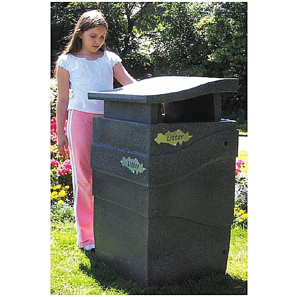 Imperial Litter Bins