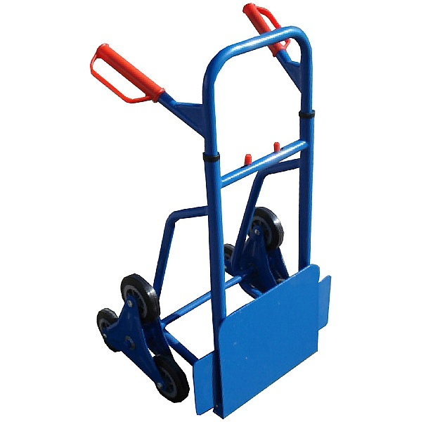 Telescopic Stairclimber with Skids