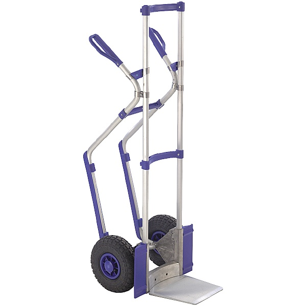 Easy Loading Aluminium Sack Truck
