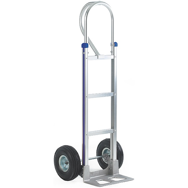 High Back P-Handle Aluminium Sack Trucks