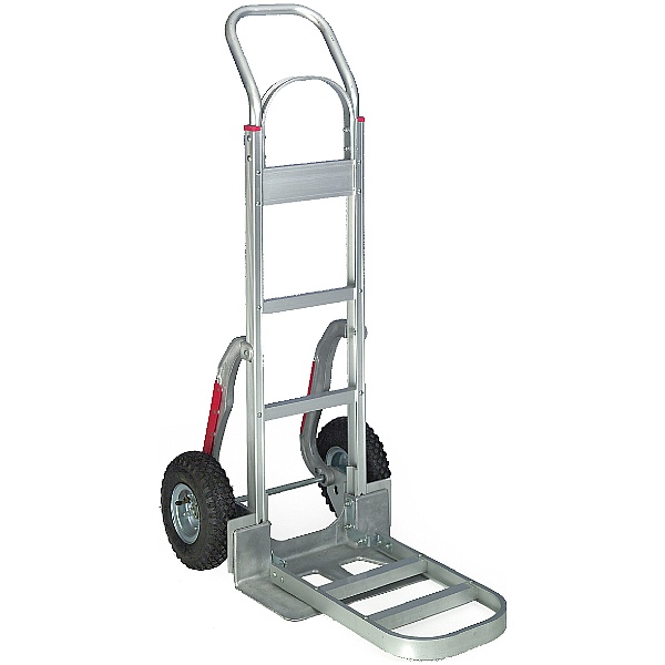 Large Folding Toe Aluminium Sack Trucks