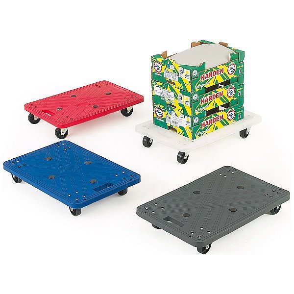 Mini Plastic Platform Dolly