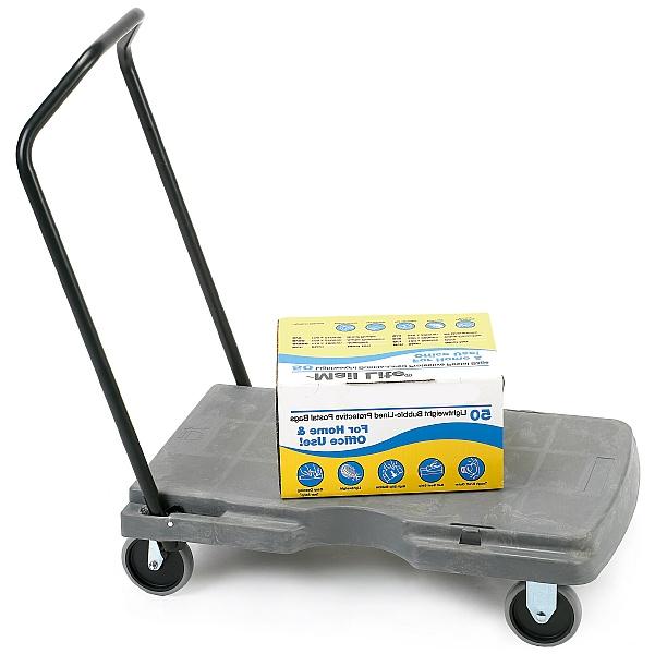 Plastic Platform Trolley