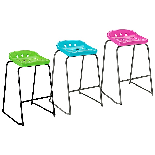 Pepperpot Education Stacking Stools