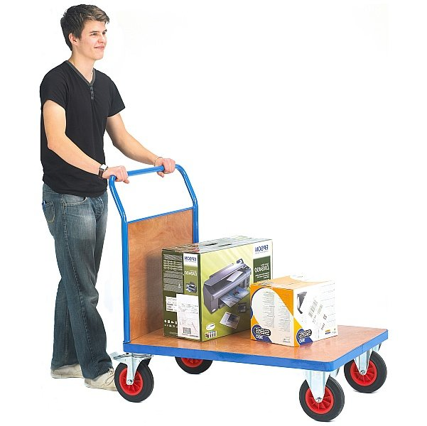 Fort Single Plywood End Platform Truck
