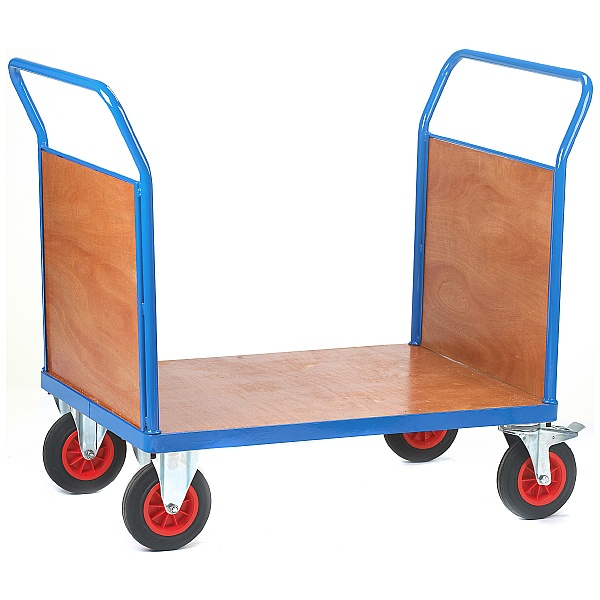 Fort Double Plywood End Platform Truck