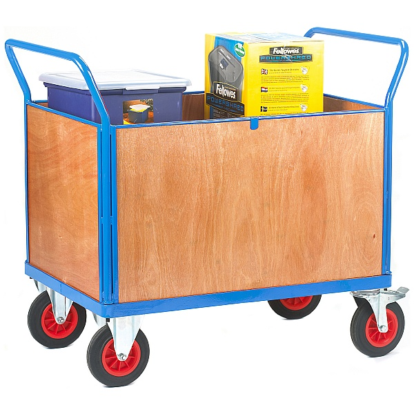 Fort 4 Plywood Sided Platform Truck