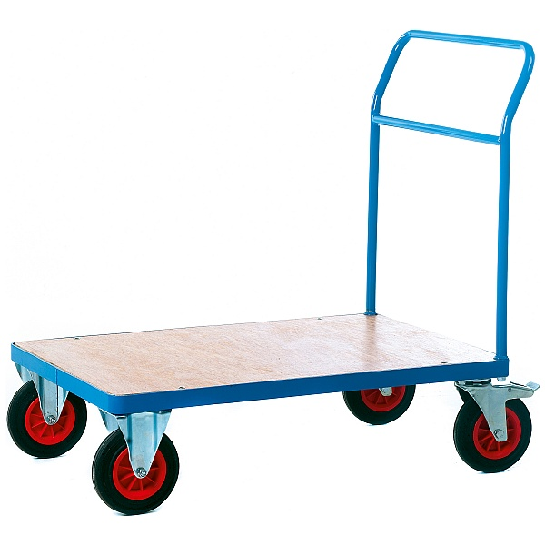 Fort Single Bar End Platform Truck