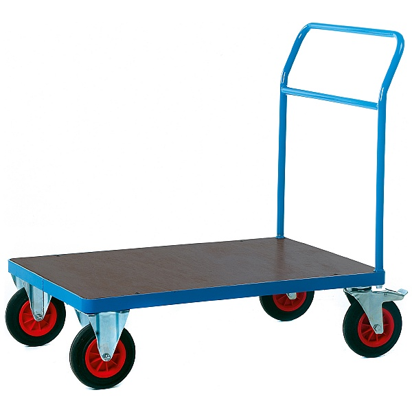 Fort Phenolic Single Bar End Platform Truck