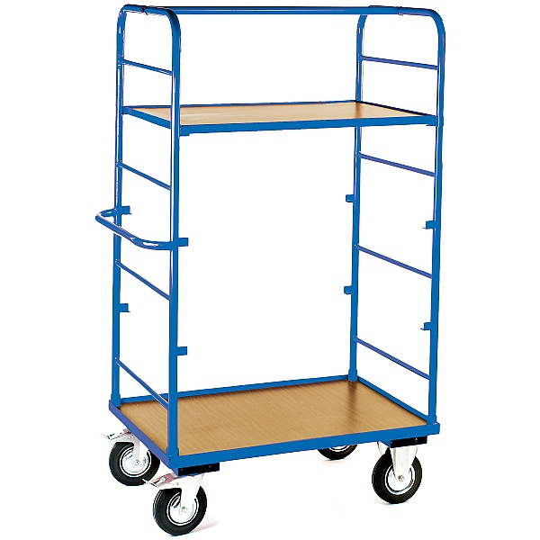 Heavy Duty 2 Tier Trolley