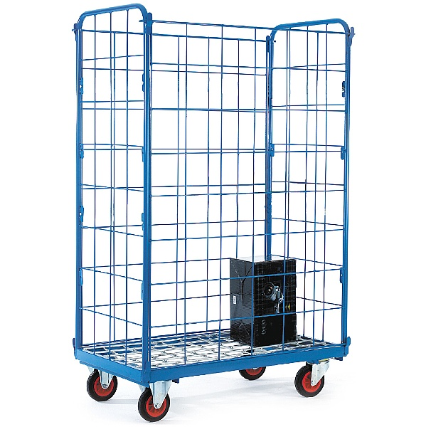 Narrow Aisle Distribution Trucks - 4 Sided