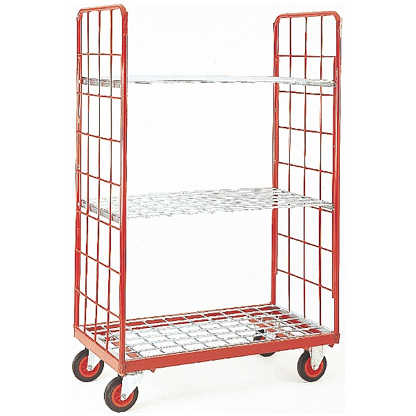Narrow Aisle Distribution Trucks - 2 Sided