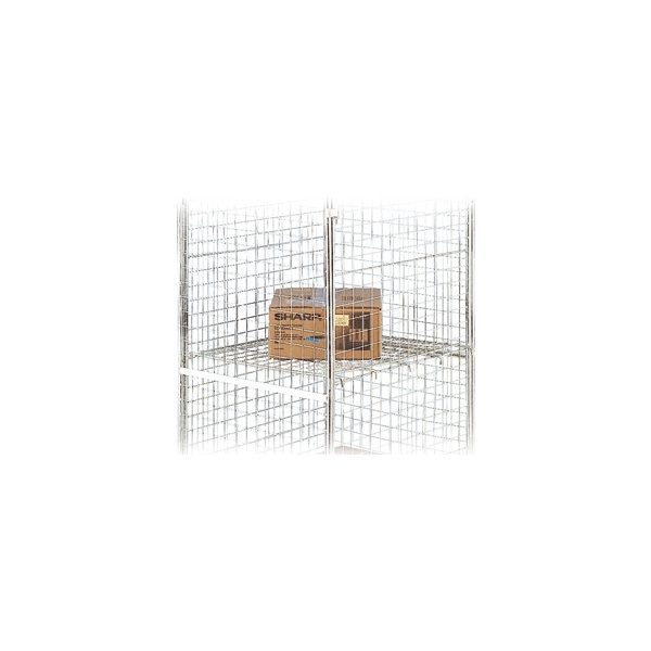 Removable Mesh Shelf For Rolcontainers