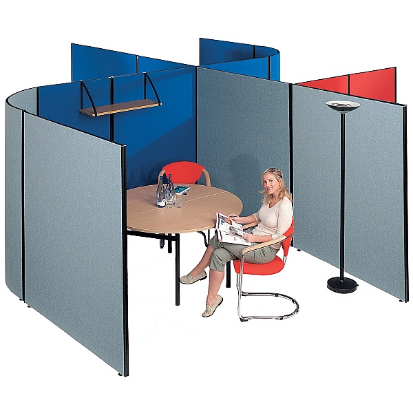 BusyScreen Floorstanding Screens