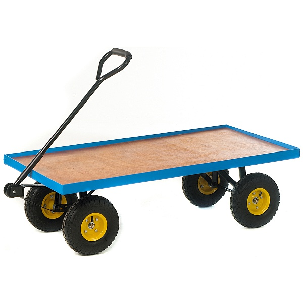 Plywood Base Platform Trucks