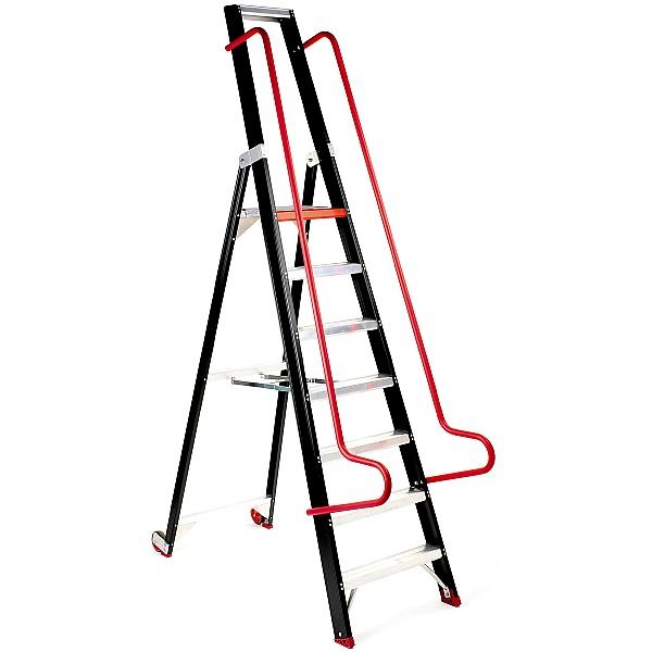 Taurus TME Aluminium Step Ladders