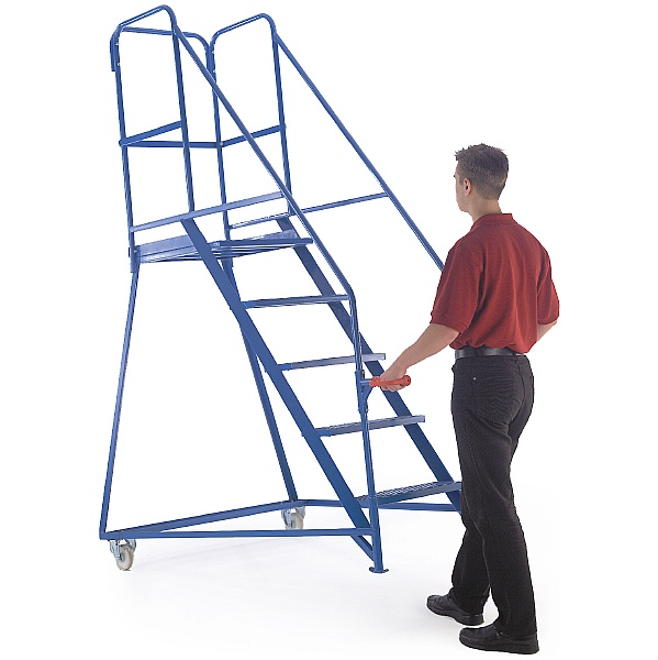 Fort GS Approved Tilt 'N' Push Steps