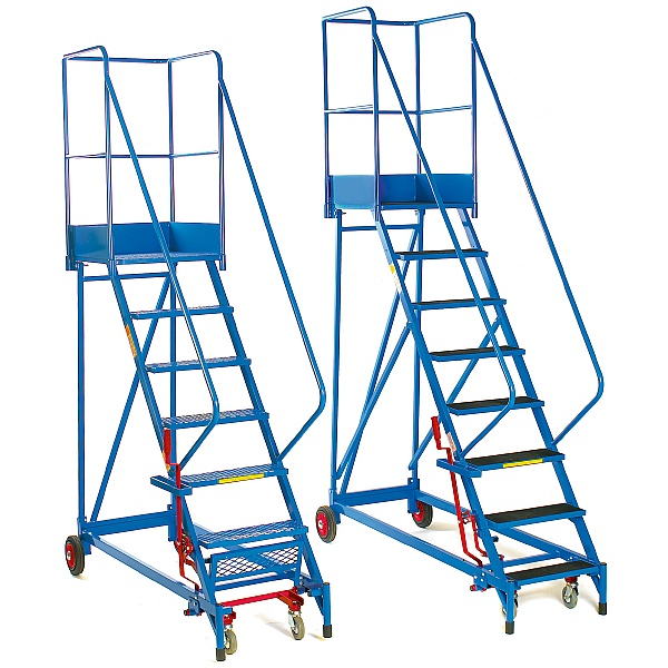Fort Heavy Duty Elite Mobile Steps