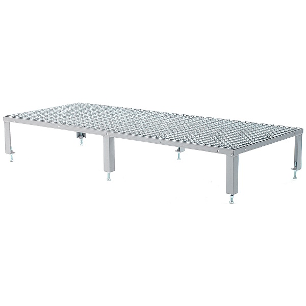 Fort Galvanised Adjustable Steel Work Platforms