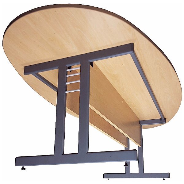 NEXT DAY Solar Oval Boardroom Tables