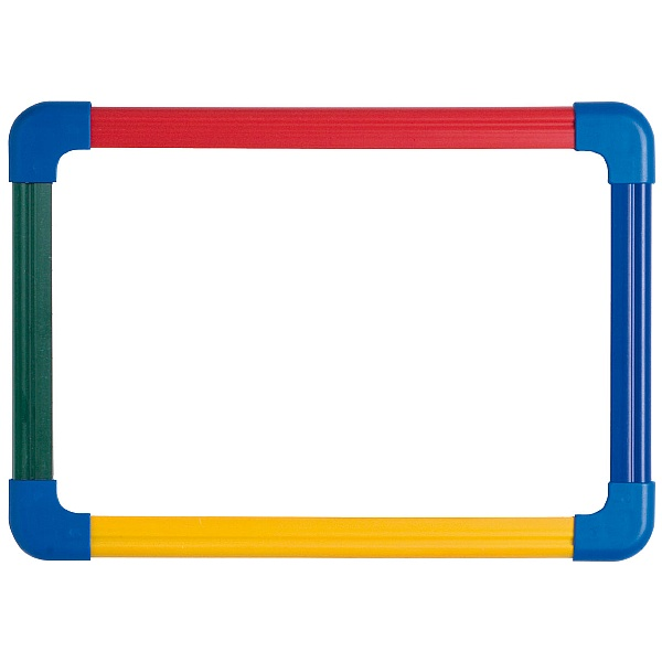 Double Sided Student Whiteboard Non Magnetic (Pack of 5 or 10)