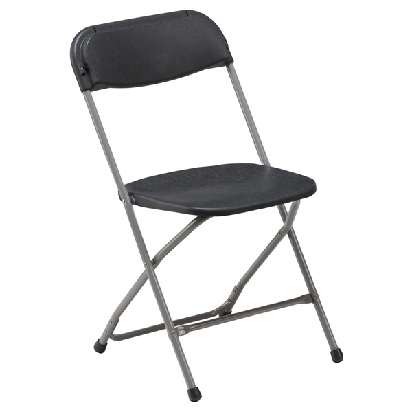 Polypropylene Folding Chair - Minimum Quantity 10