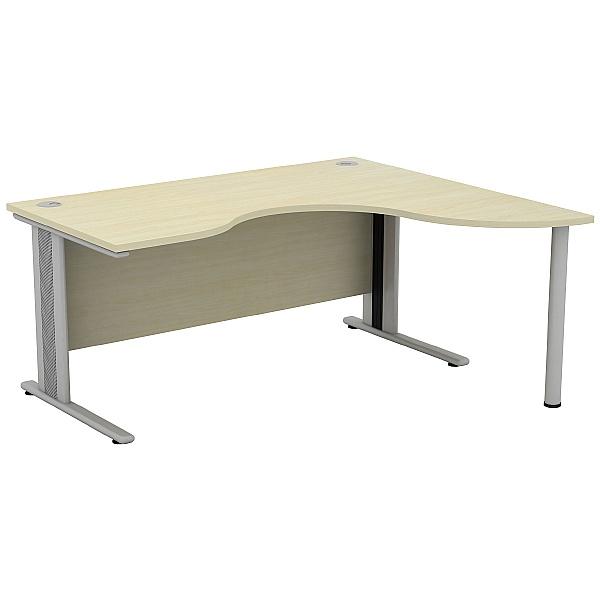 Accolade Contour 'S' Ergonomic Desks
