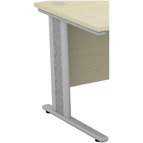 Accolade Compact Wave Desks
