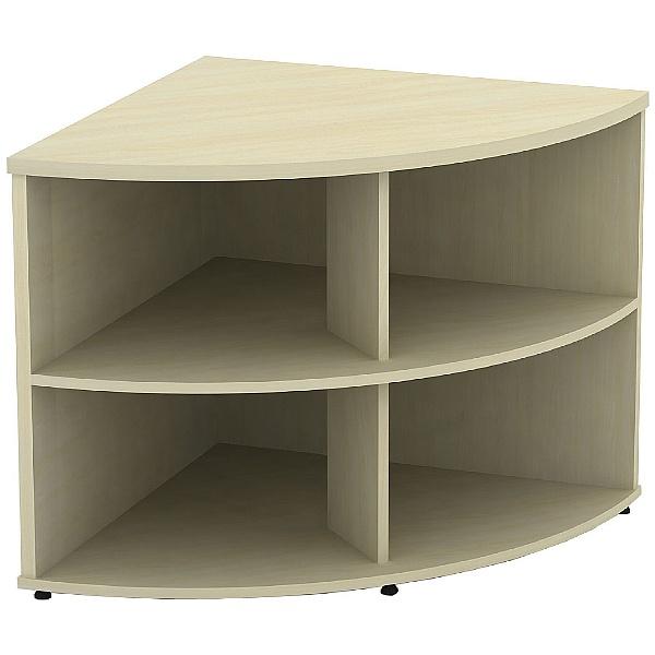 Accolade Corner Bookcases