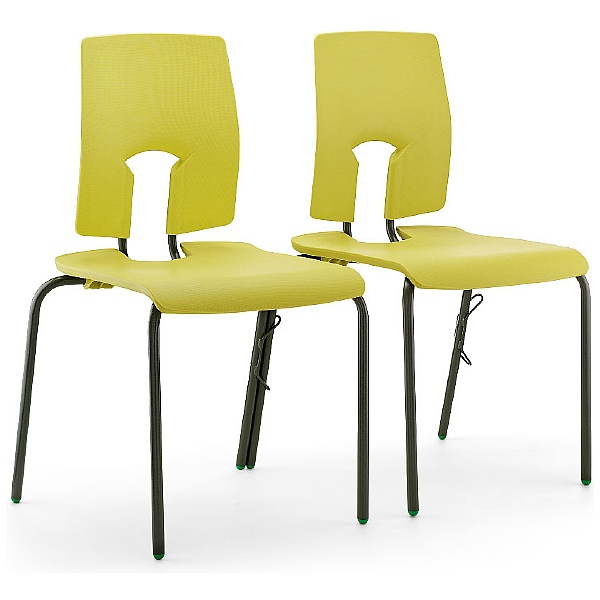 SE Classic Ergonomic Linking Classroom Chairs